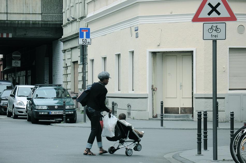 Cultural crossing