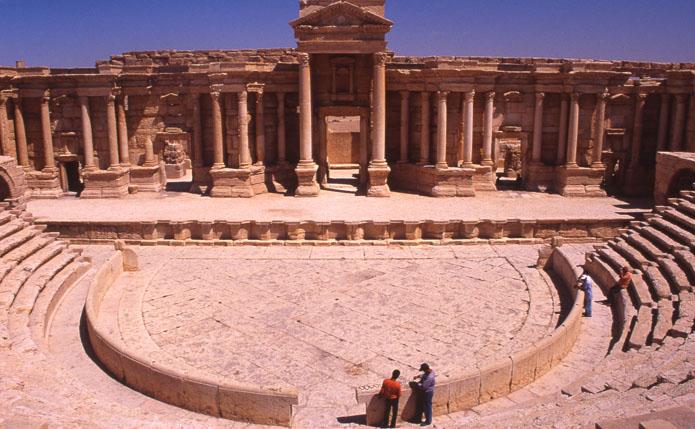 Cultural Palmyra-Syria 10