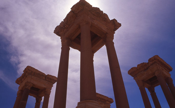 Cultural Palmyra-Syria 6