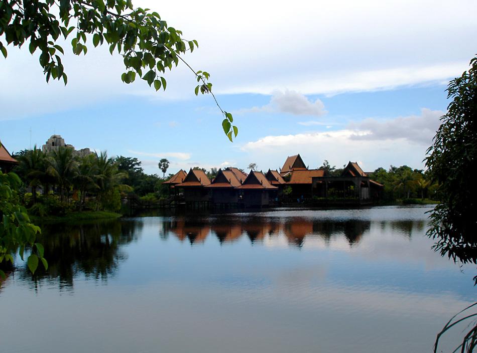 Cultural Village [a]