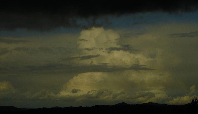 Cumulus in der Ferne...