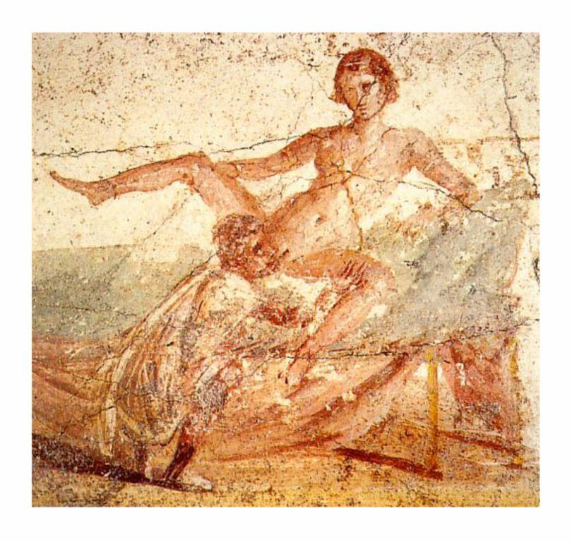 Cunnilingus in römischen Zeiten