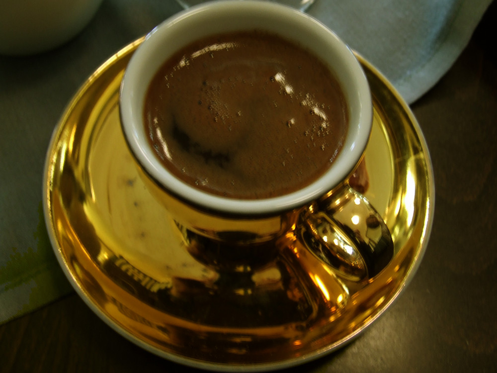 Cup of Mocca in Leipzig