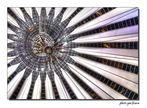 Cupola Sony Center-Berlin