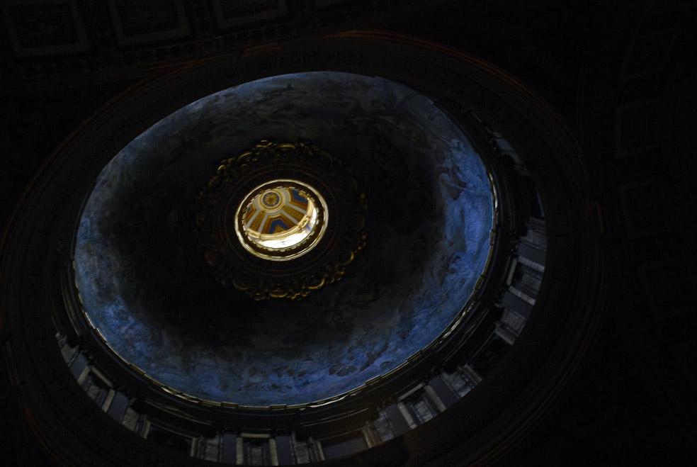 Cupula Capilla Sixtina