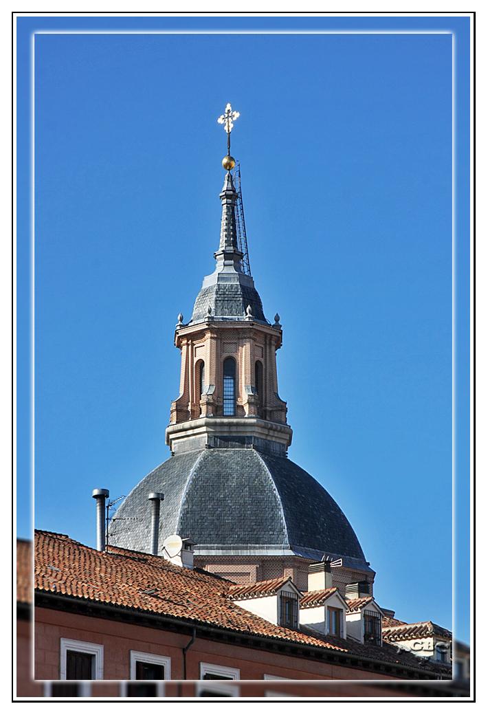 Cupula de la Iglesia de San Andres (Madrid) MiniKM3.5