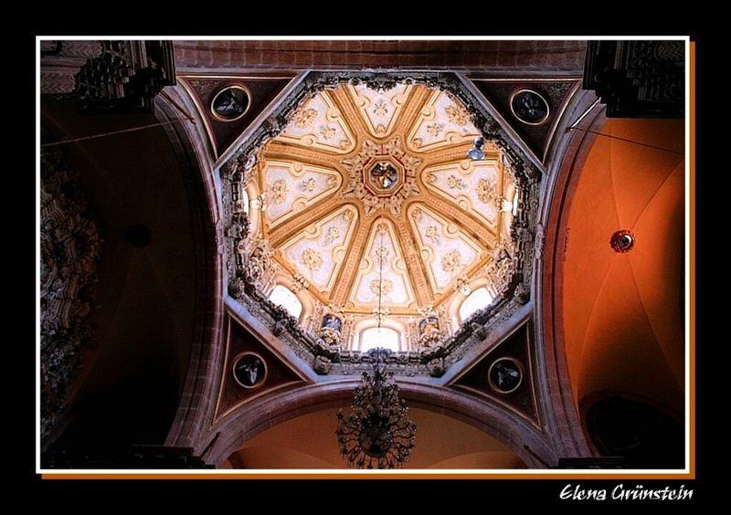 Cúpula de la Iglesia del Carmen
