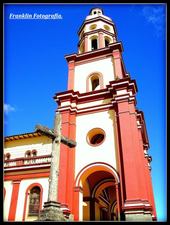 Cúpula de Santiago - San Juan de Pasto