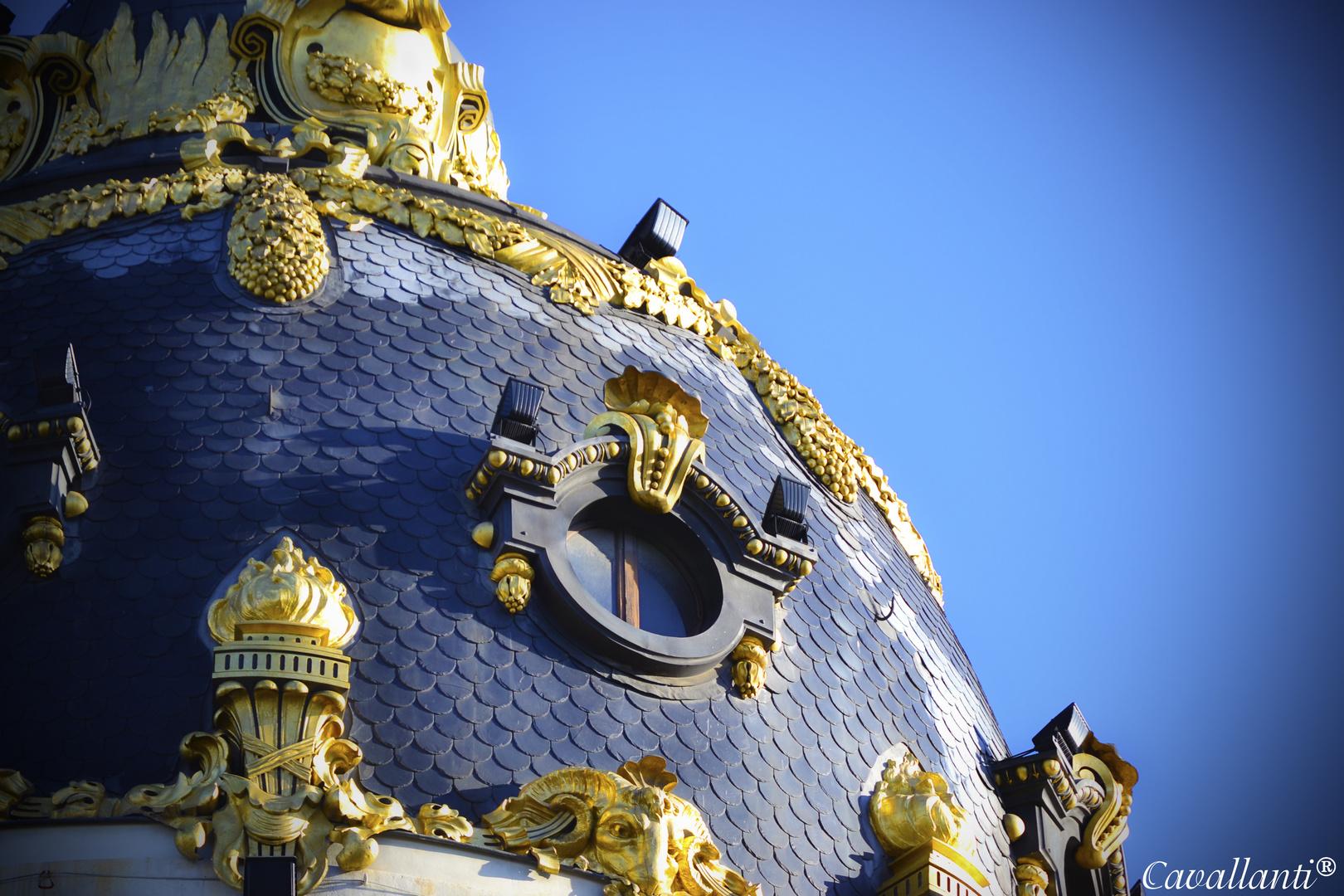 Cupula del Edificio Metropolis