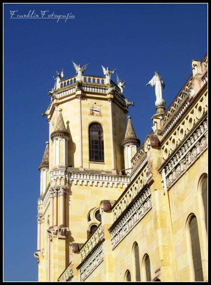 Cúpula Iglesia de cristo rey (San Juan de Pasto)