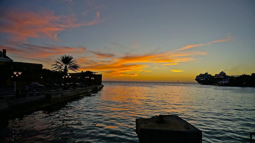 "==== "" Curacao im Januar "" ===="