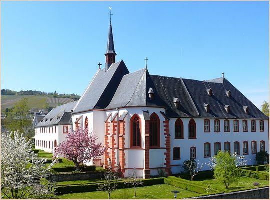 Cusanusstift in Bernkastel-Kues -Seniorenheim und Hospital