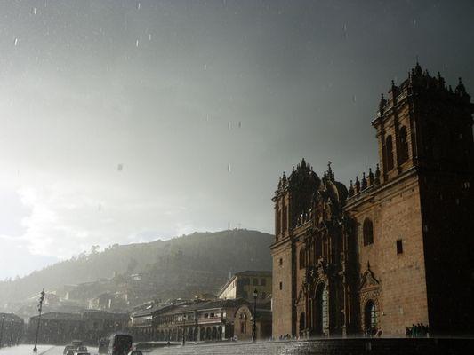 Cusco Main Church... - Perou