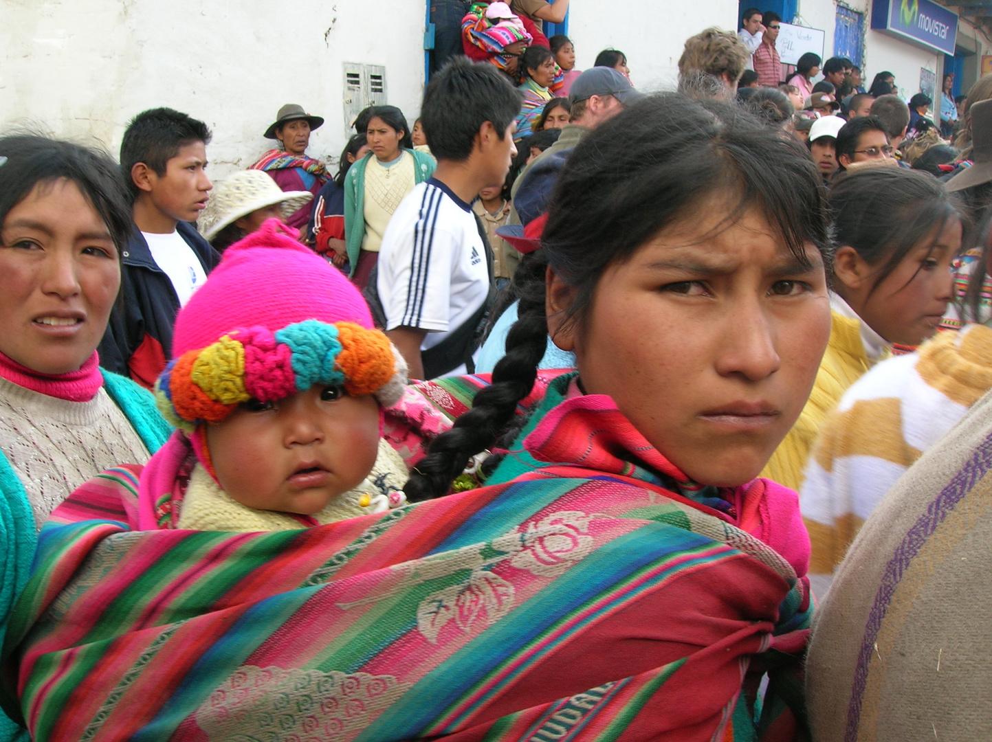 Cusco - Paucartambo - Fiesta Virgen del Carmen