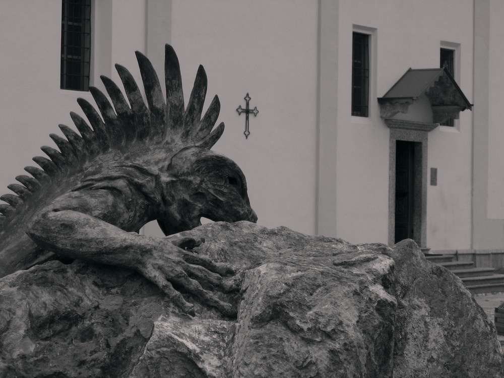 custode del tempio