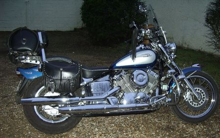 Motocycle et nostalgie