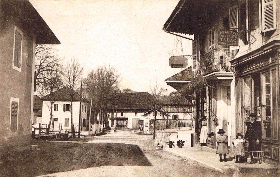 Cusy, Ortsteil La Pallud