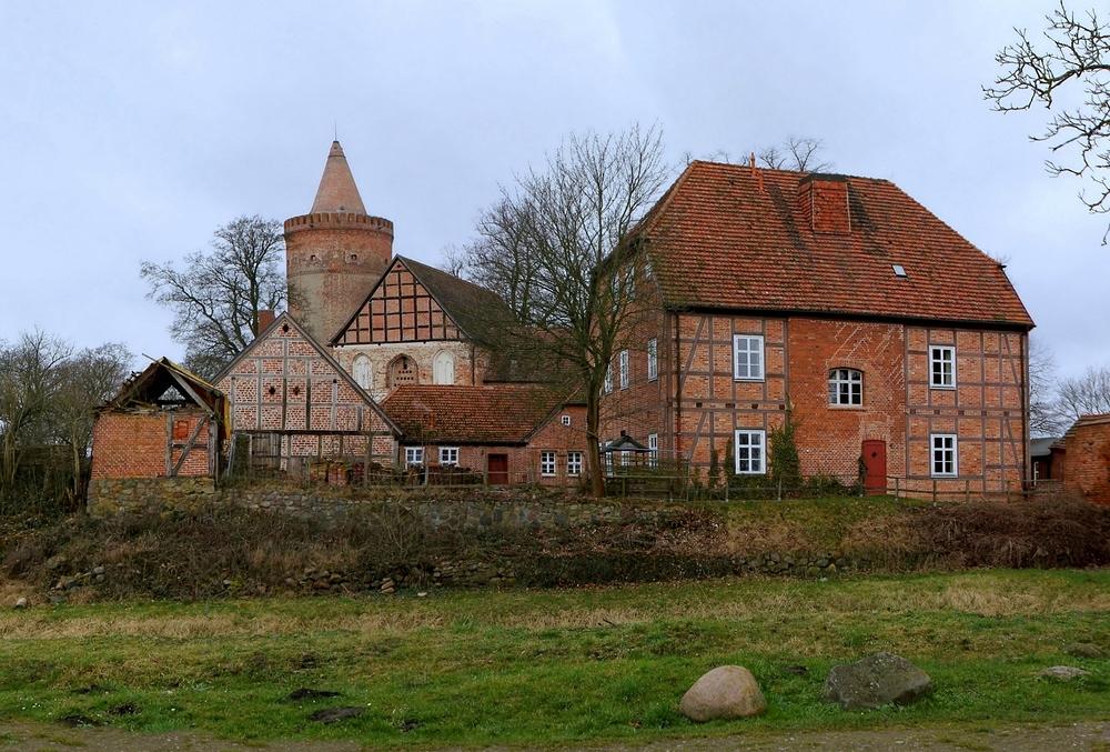 Cut out - Burg Stargard