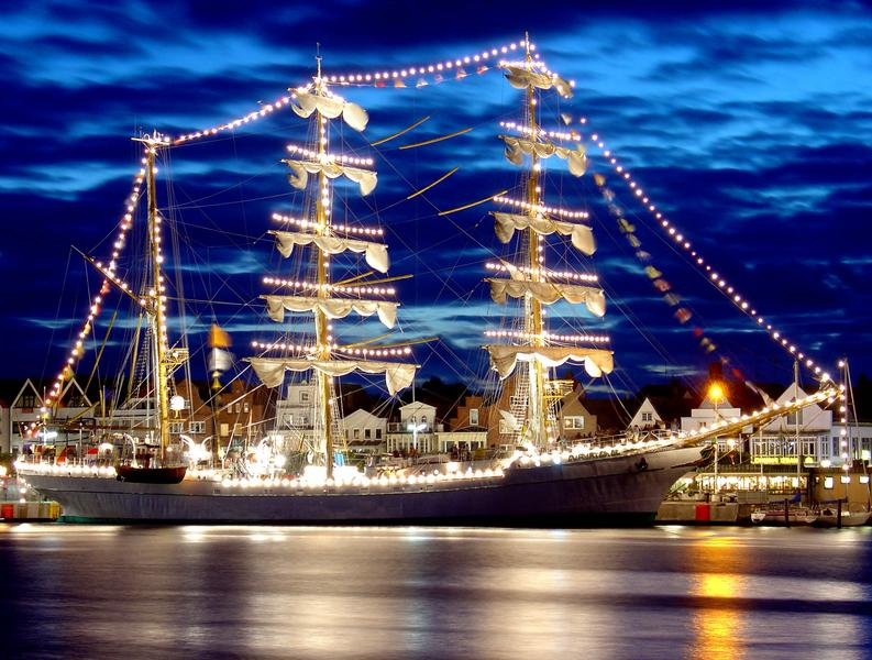 "Cutty Sark Tall Ships ""CUAUHTEMOC"" aus Mexico #2"