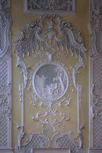 Cuvilliés-Treppenhaus [ Wand-Ornament ]