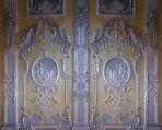 Cuvilliés-Treppenhaus [Wand-Ornamente]