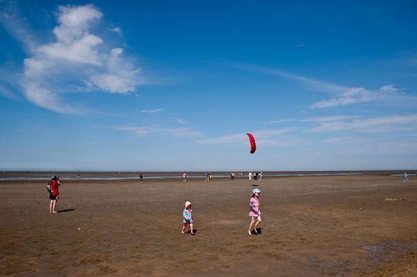 Cuxhaven-Duhnen Strand