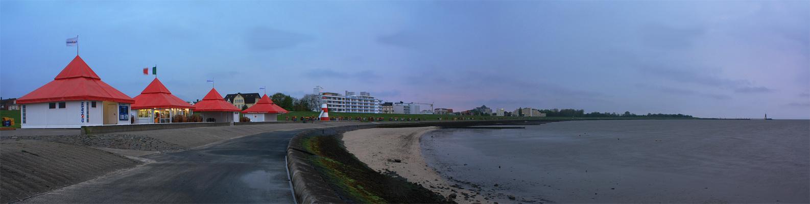 Cuxhaven Grimmershörn