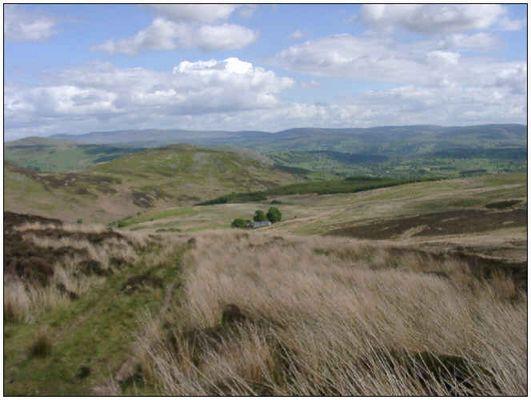 Cwm Hesgin, Nord Wales