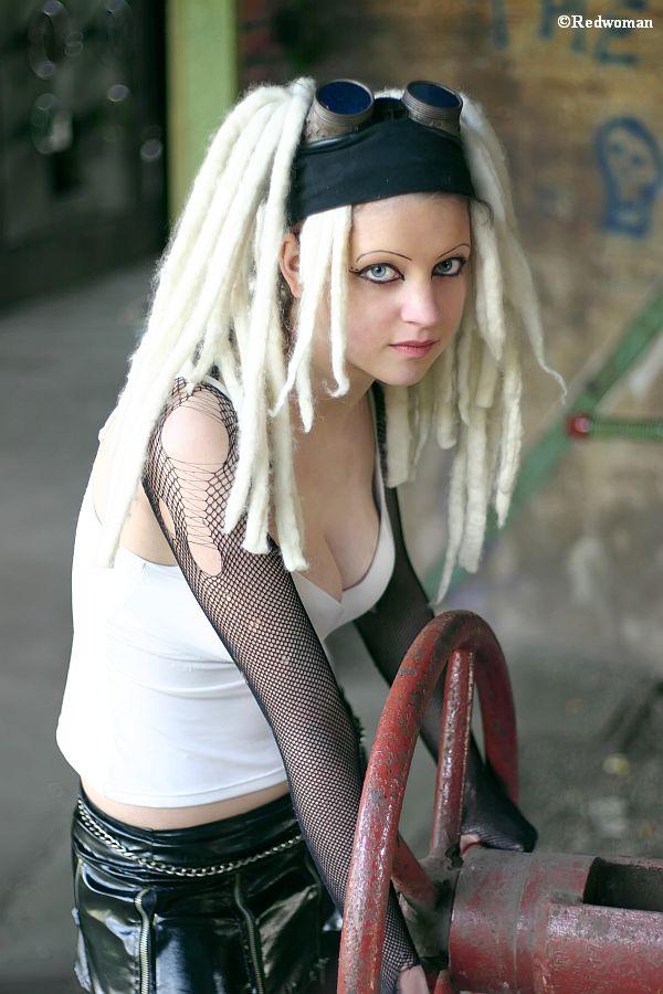 Cyber Girl Nina
