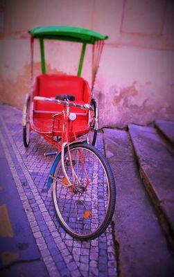CycleRickshaw