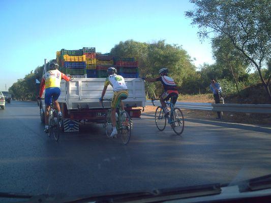 cyclistes paresseux ;-)