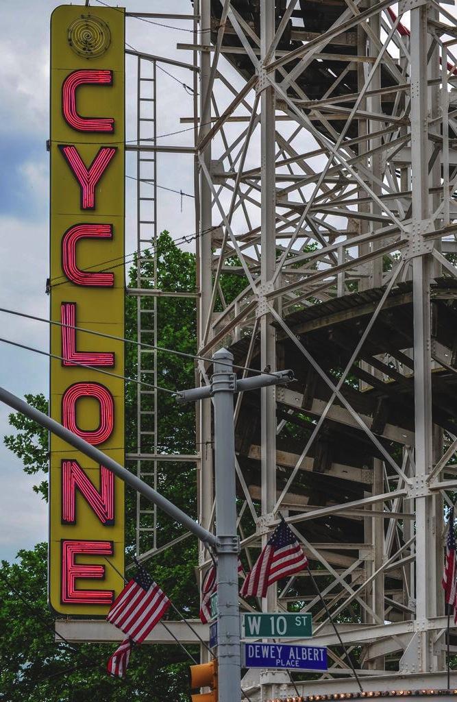 CYCLONE Coney Island