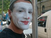 Cyril Mime