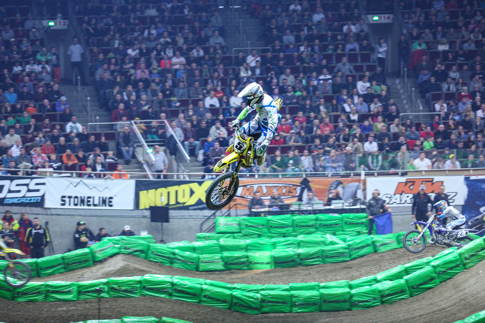 Cyrille Coulon, 31. ADAC Supercross 2014