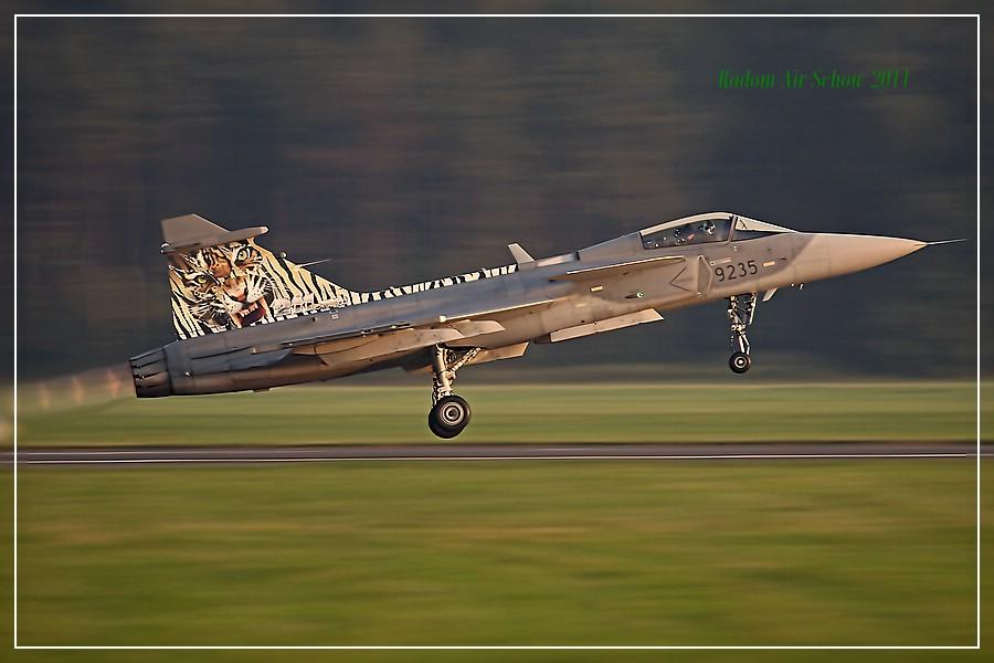 Czech Air Force SAAB 39 JAS 39C Gripen
