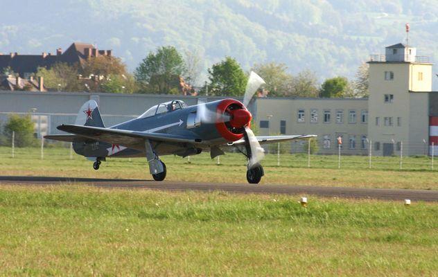 """Czech Ride"" - Reno Airracer beim Start"