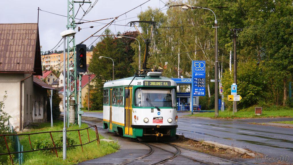[CZ/Liberec] Modernisierter T3 ...