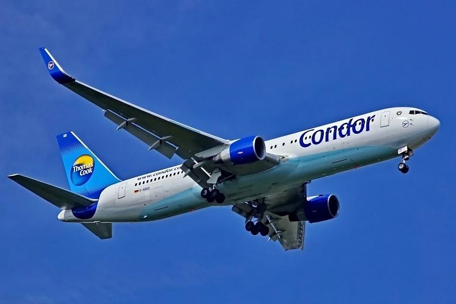 D-ABUD - Condor - Boeing 767-330ER