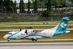D-ADLQ - Air Dolomiti Aérospatiale ATR-42-500