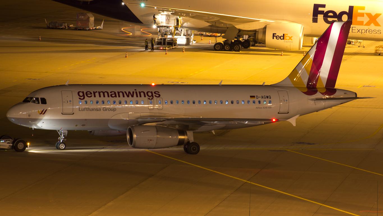 D-AGWQ Germanwings Airbus A319-132