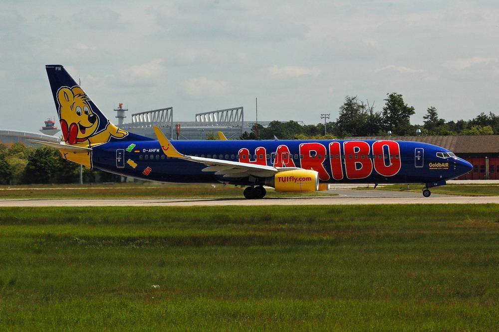D-AHFM / Hapagfly / Boeing 737-8K5