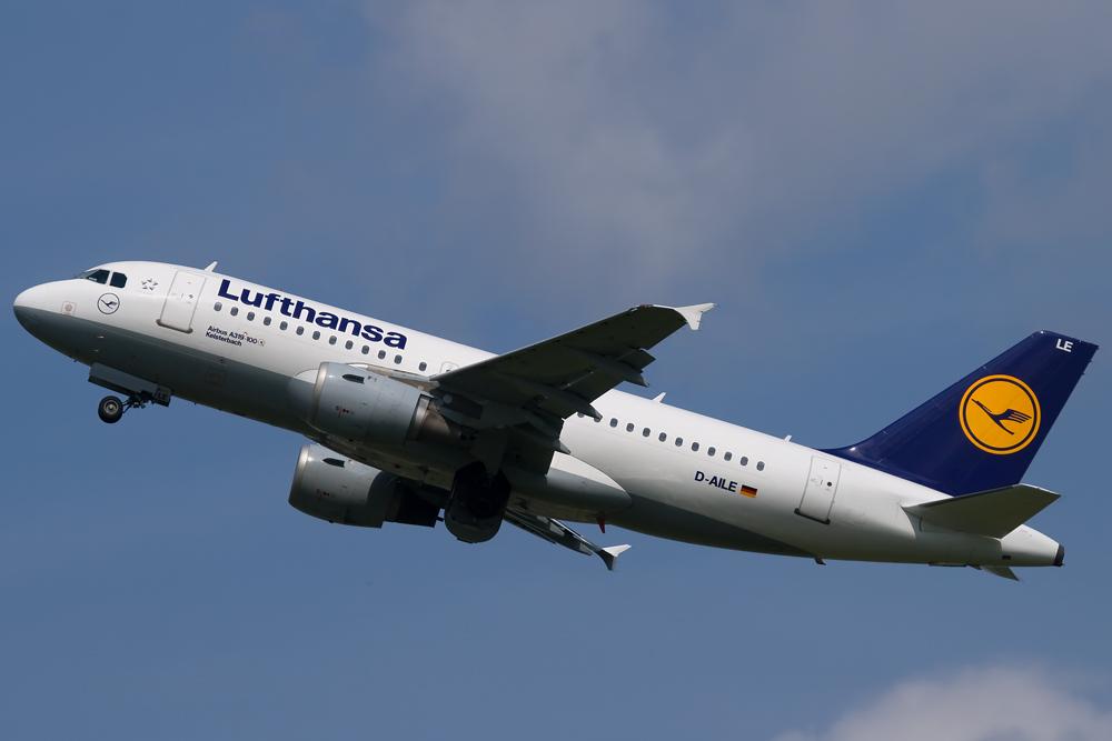 D-AILE - Lufthansa
