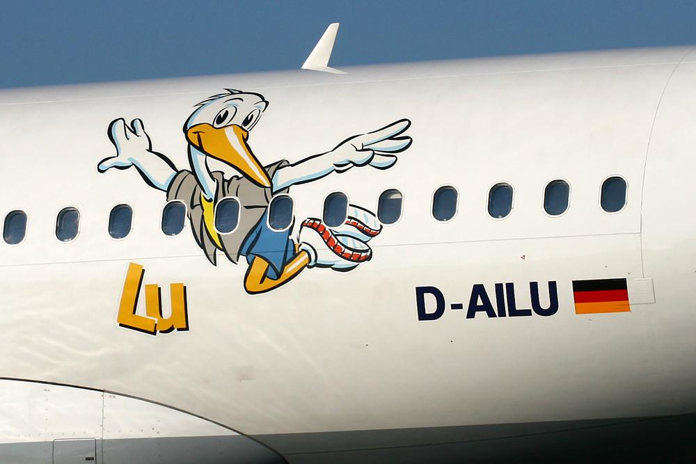 D-AILU - Lufthansa