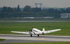 [D-AQUI] Touchdown in Düsseldorf