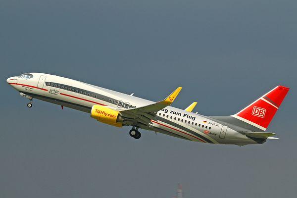 D-ATUE - TUIfly - DB Air one