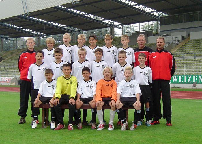 D-Jugend, SG Wattenscheid 09