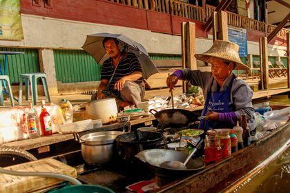 11 - Straßenküche & Imbissbude