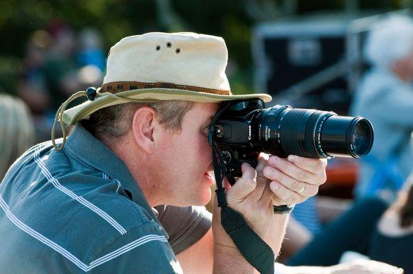 Da braucht es schon eine Nikon....