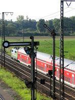 """""""Da fährt sie hin"""", Regensburg-Ost, 20.08.2011"""