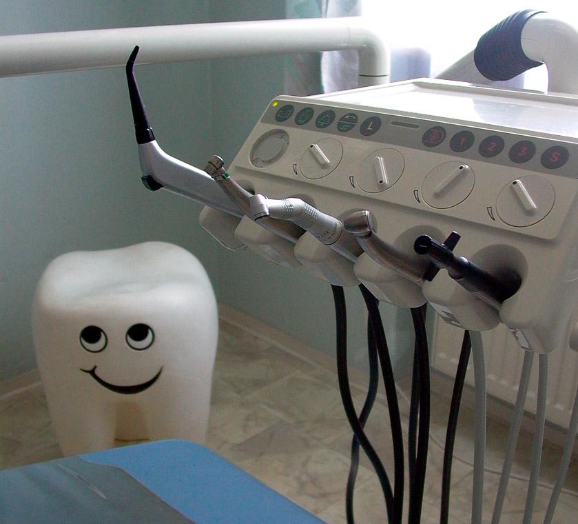 Da freut sich der Zahn